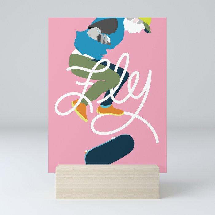 Fly Mini Art Print