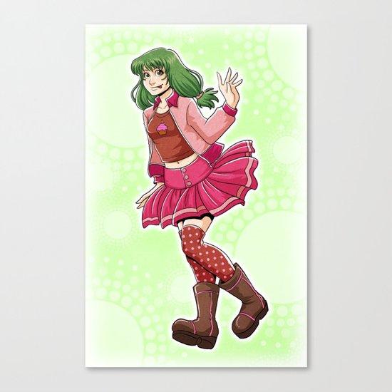 Sugar Pie Canvas Print