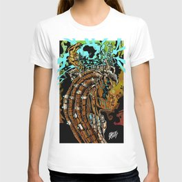 AFRIKA CUBE T-shirt