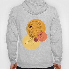 thought bubbles Hoody