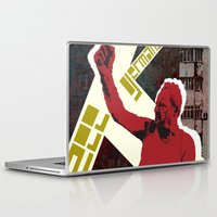 snatch Laptop & iPad Skins featuring zee germans  by Andra Vlasceanu