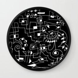Circuit II Wall Clock