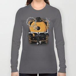 Gangster Donut Long Sleeve T-shirt
