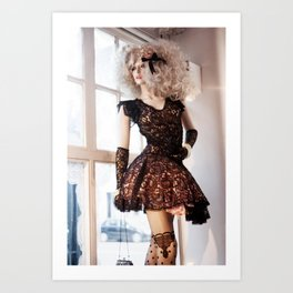 Mannequin 92 Art Print