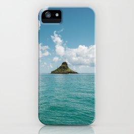 Mokoli'i iPhone Case