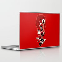 manga Laptop & iPad Skins featuring Manga family! by LuisD