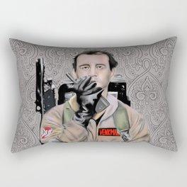 Bill Murray in Ghostbusters Rectangular Pillow
