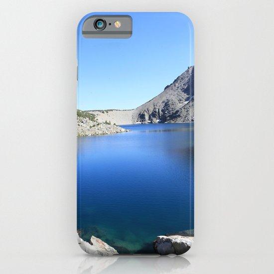 Anna Lake iPhone & iPod Case