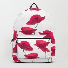 Poppy Love Valentine Backpack