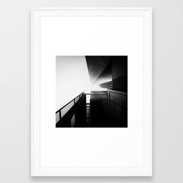 Technokratie Framed Art Print