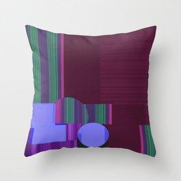Kairos Throw Pillow