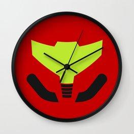 Samus' visor Wall Clock