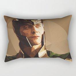 Loki, Prince of Asgard Rectangular Pillow