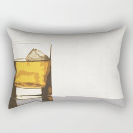 Old Scotch Whiskey Rectangular Pillow