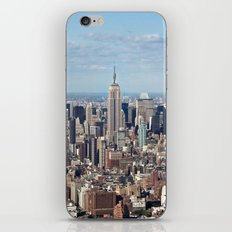 Empire State Building iPhone & iPod Skin