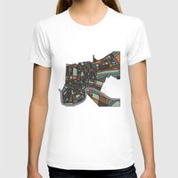 new orleans T-shirts featuring New Orleans by BigRedSharks