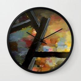 Spectrum 1 Wall Clock