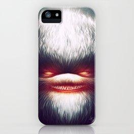 Furry Smile iPhone Case