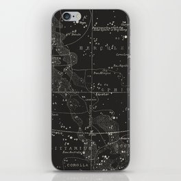 Southern Signs of Zodiac iPhone Skin