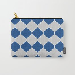 Moroccan Trellis Carry-All Pouch