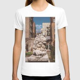 Elizabeth Street Garden IV T-shirt