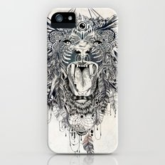 Lion iPhone (5, 5s) Slim Case