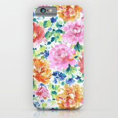 floral Delight Slim Case iPhone 6