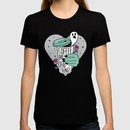 Coffee & Dead Things T-shirt