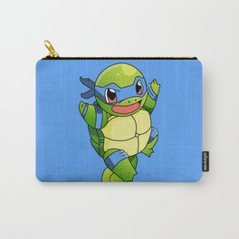 TMNT_POKET_MONSTER_BLUE Carry-All Pouch