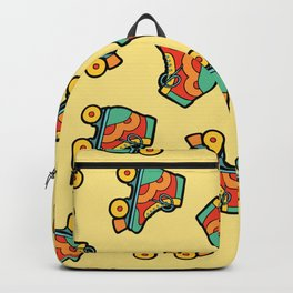 Get your skates on! Backpack