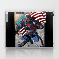 Iron Patriot Laptop & iPad Skin
