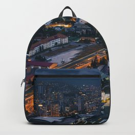 Night City View Backpack