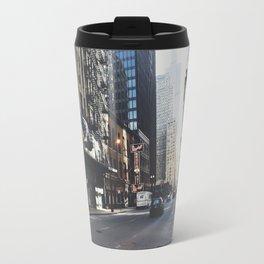 Chicago Street View Travel Mug