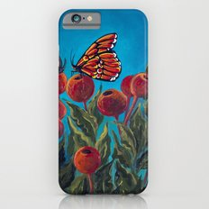 Butterfly in Rose Hips iPhone 6s Slim Case