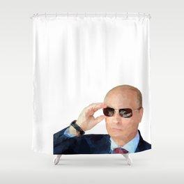 Mr. Putin Shower Curtain