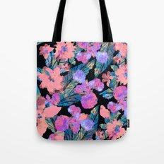 Night Blooms Tote Bag
