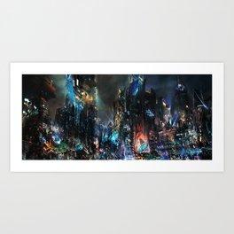 ACS-X38 Art Print