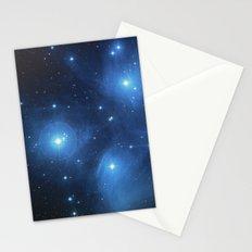 Star Struck - Pleiades Stationery Cards