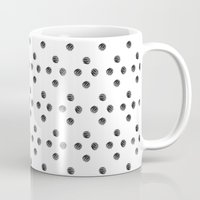 polka Mugs featuring POLKA by Se´scoso
