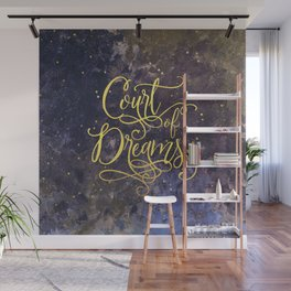 Court of Dreams Wall Mural