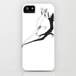 esc iPhone Case