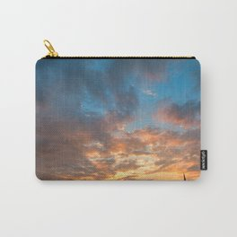 Derry Sunset Carry-All Pouch