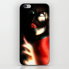 Red Art iPhone & iPod Skin