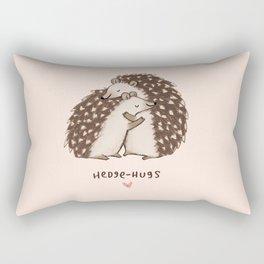 Hedge-hugs Rectangular Pillow
