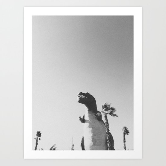 DINO / Cabazon Dinosaurs, California by iiixvi