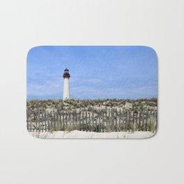 Cape May Point Lighthouse Bath Mat