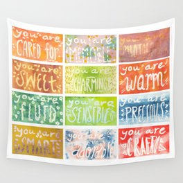 You Are. Wall Tapestry