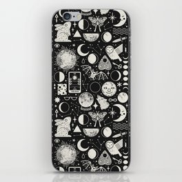 Lunar Pattern: Eclipse iPhone Skin