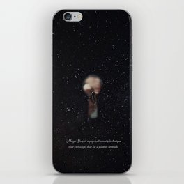 BTS - Magic Shop iPhone Skin