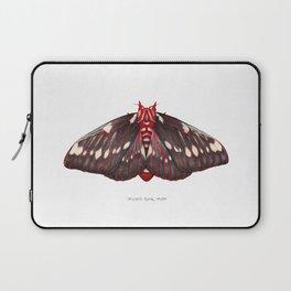 Splendid Royal Moth (Citheronia splendens) Laptop Sleeve